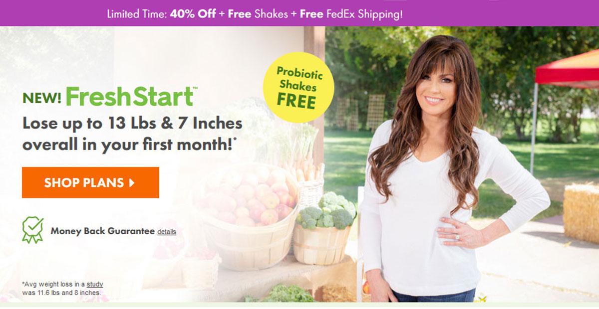 Nutrisystem Freshstart Program: A Diet Plan to Lose Weight Fast
